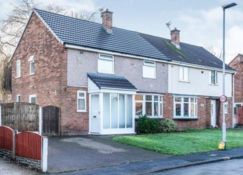 Thumbnail 3 bed semi-detached house for sale in Broadhurst Avenue, Culcheth, Warrington, Cheshire