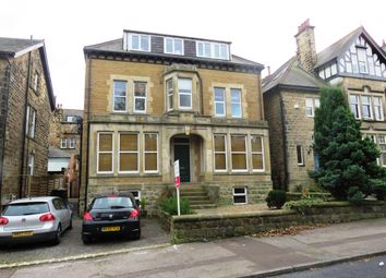 Thumbnail 3 bedroom flat to rent in West Cliffe Grove, Harrogate