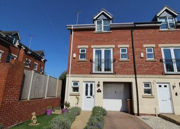 Thumbnail 3 bed town house for sale in Old Station Yard, Occupation Lane, Edwinstowe