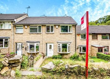 Thumbnail 3 bed terraced house for sale in Stones Lane, Golcar, Huddersfield, West Yorkshire