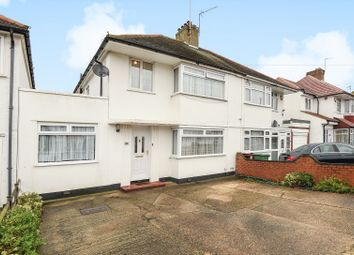 Thumbnail 4 bed semi-detached house for sale in Welbeck Road, West Harrow