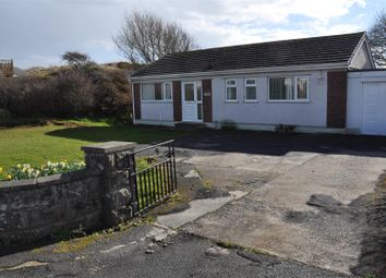 Thumbnail 3 bed detached bungalow to rent in Lon St. Ffraid, Trearddur Bay, Holyhead
