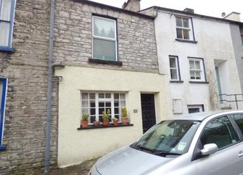 Thumbnail 2 bed terraced house for sale in Serpentine Road, Kendal, Cumbria