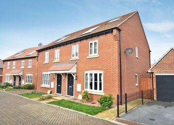 Thumbnail 3 bed semi-detached house for sale in Olaf Schmid Mews, Didcot