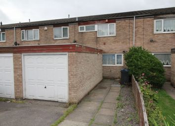 Thumbnail 3 bed terraced house to rent in Near Lands Close, Quinton, Birmingham
