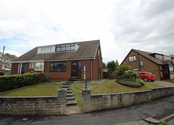 Thumbnail 3 bed semi-detached bungalow for sale in Martland Crescent, Wigan