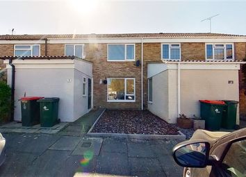 Thumbnail 3 bed terraced house for sale in Gosden Close, Furnace Green, Crawley