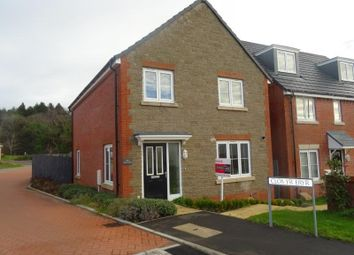Thumbnail 4 bed detached house for sale in Clos Yr Eryr, Coity, Bridgend