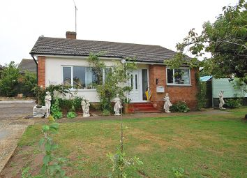 Thumbnail 2 bed bungalow for sale in Wesley Avenue, Colchester