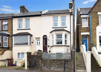 Thumbnail 2 bed end terrace house for sale in Gravesend Road, Strood, Rochester, Kent