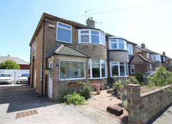 Thumbnail 3 bedroom semi-detached house for sale in Lulworth Crescent, Leeds