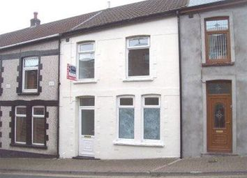 Thumbnail 3 bed property to rent in Oakdale Terrace, Tonypandy