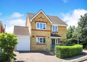 Thumbnail 4 bed detached house for sale in Wilkinson Way, Melton, Woodbridge