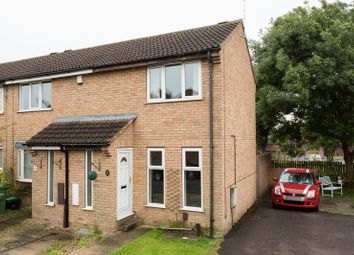 Thumbnail 1 bedroom terraced house for sale in Lydham Court, York