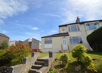Thumbnail 4 bed semi-detached house for sale in Gallowhill Road, Lenzie, Glasgow