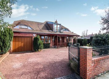 Thumbnail 4 bed detached house for sale in New Road, Nafferton, Driffield