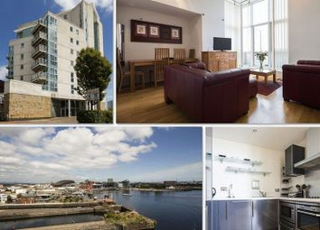 Thumbnail 2 bedroom flat for sale in Havannah Street, Cardiff