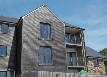 Thumbnail 2 bed flat to rent in Fettling Lane, Charlestown, St Austell