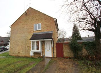 Thumbnail 1 bed terraced house to rent in Eaglesthorpe, Peterborough