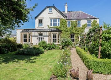 Thumbnail 5 bed detached house for sale in Cairnbury House, 10 Edinburgh Road, Biggar
