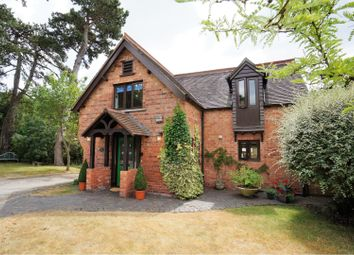 Thumbnail 3 bed detached house for sale in Hockley Road, Shrewley