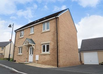 Thumbnail 3 bed detached house for sale in Maes Y Cadno, Coity, Bridgend.