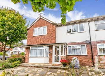 Thumbnail 2 bed flat for sale in Shrublands Close, Chigwell