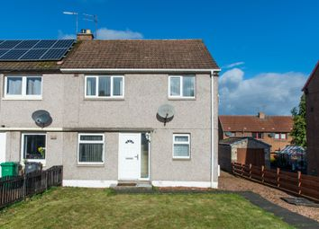 Thumbnail 3 bed end terrace house for sale in Macbeth Road, Dunfermline