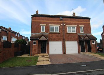 Thumbnail 4 bed semi-detached house for sale in Bishops Close, Belmont, Durham
