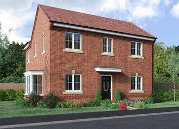 "Thumbnail 4 bed detached house for sale in ""Repton"" at Hemsworth Road, Sheffield"