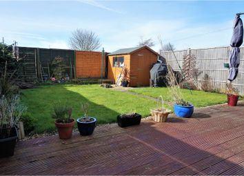 Thumbnail 3 bed link-detached house for sale in Pawlett Close, Peterborough