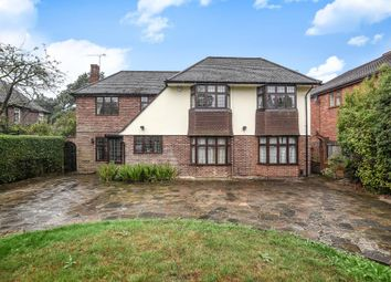 Thumbnail 4 bed detached house to rent in Williams Way, Radlett