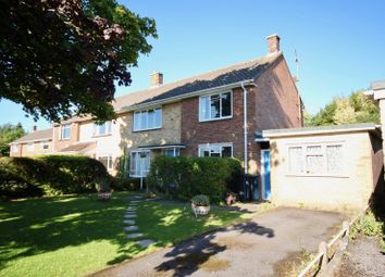 Thumbnail 3 bed semi-detached house for sale in Grosvenor Road, Dorchester