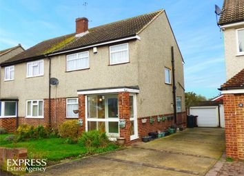 Thumbnail 2 bed semi-detached house for sale in Wood Close, Bexley, Kent
