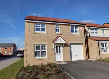 Thumbnail 4 bed detached house to rent in Eastgate, Houghton Le Spring