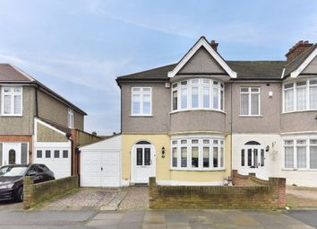 Thumbnail 3 bed property for sale in Meadway, Seven Kings, Ilford