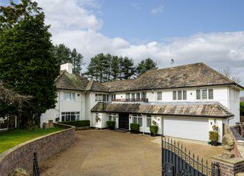 Thumbnail 5 bed detached house to rent in Heybridge Lane, Prestbury, Macclesfield
