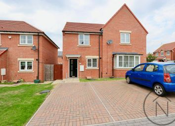 Thumbnail 2 bed semi-detached house for sale in Rushyford Drive, Chilton, Ferryhill