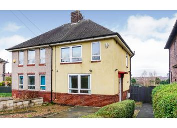 3 bed semi-detached house for sale in Wolfe Road, Sheffield S6