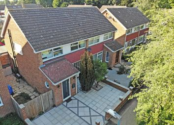 Thumbnail 4 bed semi-detached house for sale in Taywood Close, Stevenage