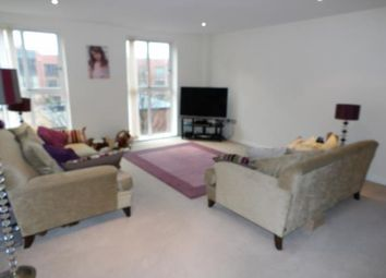 Thumbnail 3 bed flat for sale in Wharf House, Waterside, Shirley, Solihull
