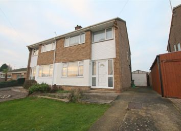Thumbnail 3 bed semi-detached house for sale in Kingscote Road East, Cheltenham