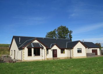 Thumbnail 4 bed detached bungalow for sale in The Bourach, Acreknowe Farm, Hawick