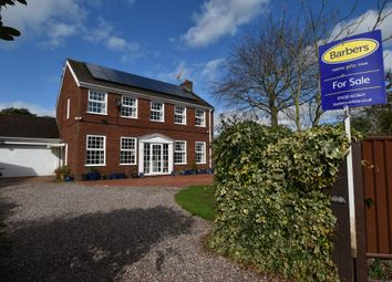 Stafford Street, Market Drayton TF9. 4 bed detached house for sale