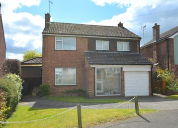 Thumbnail 3 bed detached house for sale in Belfit Drive, Wingerworth, Chesterfield