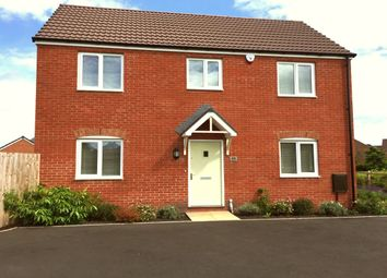 Thumbnail 3 bed detached house to rent in Brambles Walk, Wellington, Telford
