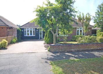 Thumbnail 5 bed bungalow for sale in Barton Croft, Barton On Sea, New Milton, Hampshire