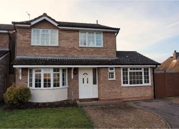 Thumbnail 5 bed detached house for sale in Thomas Close, Ixworth, Bury St. Edmunds