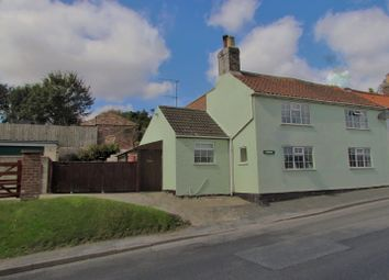 Thumbnail 4 bed semi-detached house for sale in Scarborough Road, Langtoft, Driffield