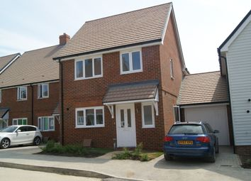 Thumbnail 4 bed link-detached house to rent in Meadowsweet Lane, Stonecross